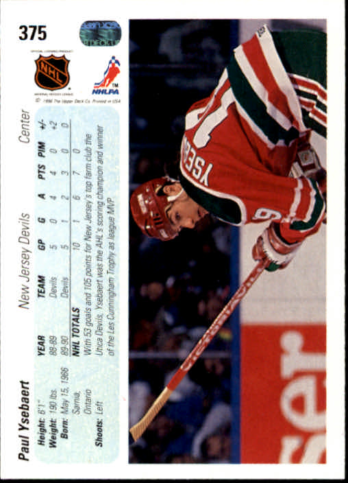 1990-91-Upper-Deck-Hockey-201-400-Rookies-You-Pick-Buy-10-cards-FREE-SHIP thumbnail 347