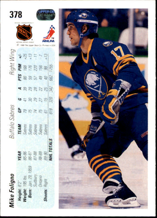 1990-91-Upper-Deck-Hockey-201-400-Rookies-You-Pick-Buy-10-cards-FREE-SHIP thumbnail 353