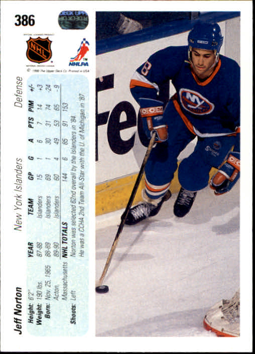 1990-91-Upper-Deck-Hockey-201-400-Rookies-You-Pick-Buy-10-cards-FREE-SHIP thumbnail 369