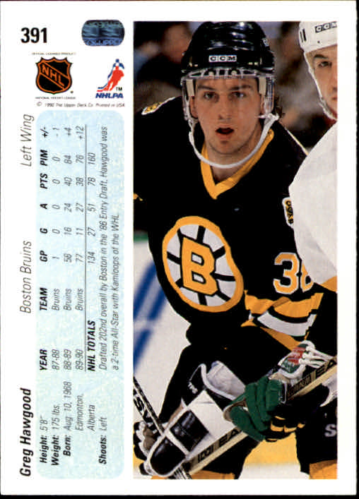 1990-91-Upper-Deck-Hockey-201-400-Rookies-You-Pick-Buy-10-cards-FREE-SHIP thumbnail 379