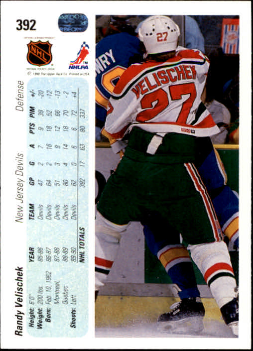 1990-91-Upper-Deck-Hockey-201-400-Rookies-You-Pick-Buy-10-cards-FREE-SHIP thumbnail 381