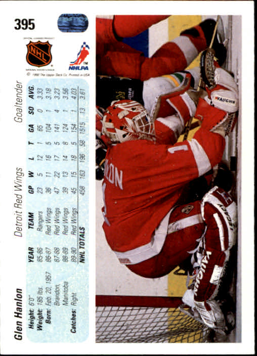 1990-91-Upper-Deck-Hockey-201-400-Rookies-You-Pick-Buy-10-cards-FREE-SHIP thumbnail 387