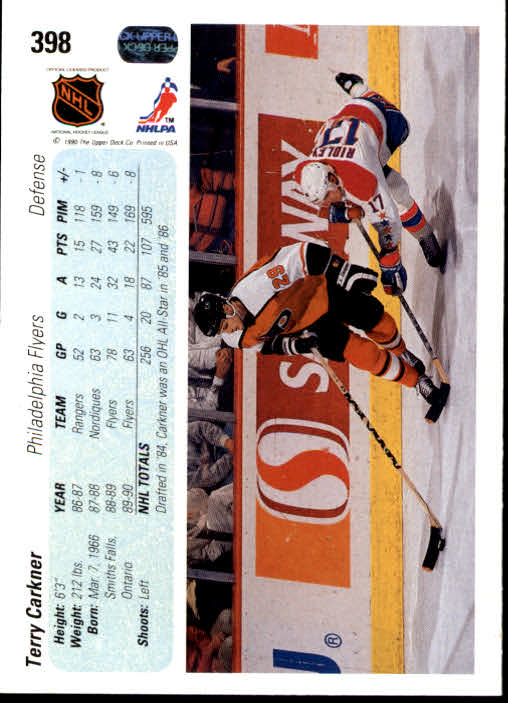 1990-91-Upper-Deck-Hockey-201-400-Rookies-You-Pick-Buy-10-cards-FREE-SHIP thumbnail 393