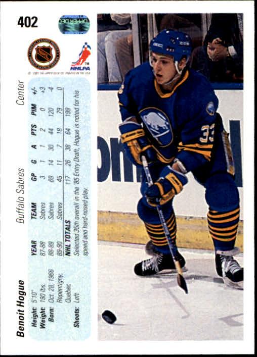 1990-91-Upper-Deck-Hockey-401-550-Rookies-You-Pick-Buy-10-cards-FREE-SHIP thumbnail 5