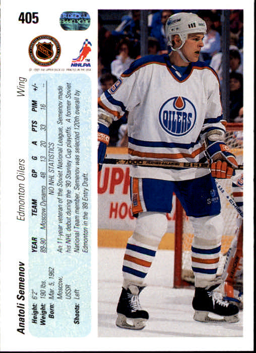 1990-91-Upper-Deck-Hockey-401-550-Rookies-You-Pick-Buy-10-cards-FREE-SHIP thumbnail 11