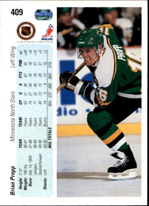 1990-91-Upper-Deck-Hockey-401-550-Rookies-You-Pick-Buy-10-cards-FREE-SHIP thumbnail 19