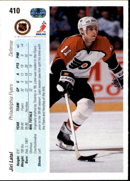 1990-91-Upper-Deck-Hockey-401-550-Rookies-You-Pick-Buy-10-cards-FREE-SHIP thumbnail 21