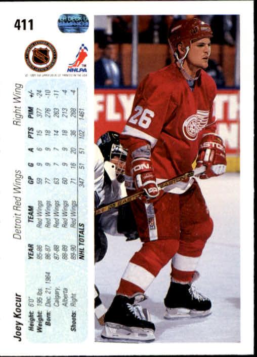 1990-91-Upper-Deck-Hockey-401-550-Rookies-You-Pick-Buy-10-cards-FREE-SHIP thumbnail 23