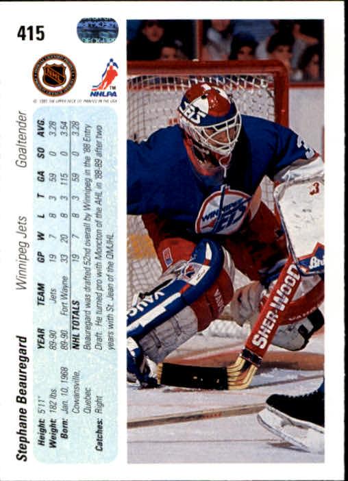 1990-91-Upper-Deck-Hockey-401-550-Rookies-You-Pick-Buy-10-cards-FREE-SHIP thumbnail 31