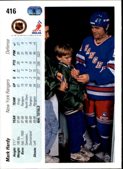 1990-91-Upper-Deck-Hockey-401-550-Rookies-You-Pick-Buy-10-cards-FREE-SHIP thumbnail 33
