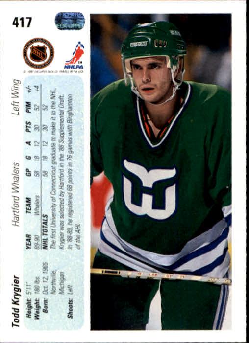 1990-91-Upper-Deck-Hockey-401-550-Rookies-You-Pick-Buy-10-cards-FREE-SHIP thumbnail 35
