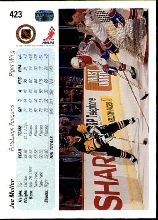 1990-91-Upper-Deck-Hockey-401-550-Rookies-You-Pick-Buy-10-cards-FREE-SHIP thumbnail 47