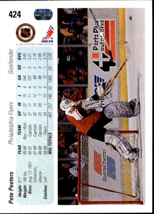 1990-91-Upper-Deck-Hockey-401-550-Rookies-You-Pick-Buy-10-cards-FREE-SHIP thumbnail 49