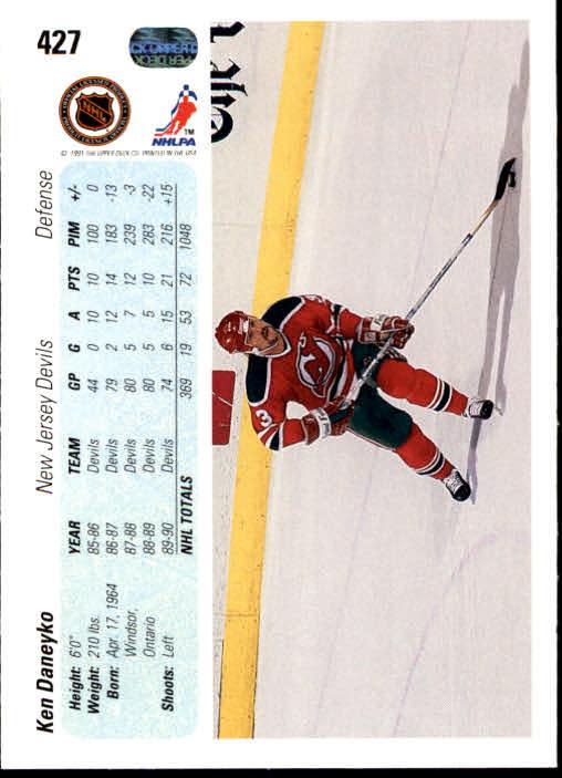 1990-91-Upper-Deck-Hockey-401-550-Rookies-You-Pick-Buy-10-cards-FREE-SHIP thumbnail 55