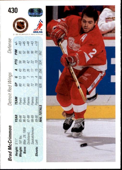 1990-91-Upper-Deck-Hockey-401-550-Rookies-You-Pick-Buy-10-cards-FREE-SHIP thumbnail 61