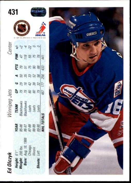 1990-91-Upper-Deck-Hockey-401-550-Rookies-You-Pick-Buy-10-cards-FREE-SHIP thumbnail 63