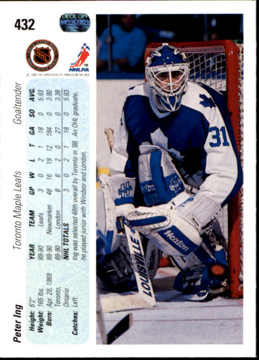 1990-91-Upper-Deck-Hockey-401-550-Rookies-You-Pick-Buy-10-cards-FREE-SHIP thumbnail 65