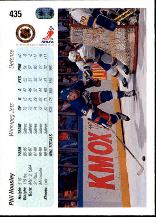 1990-91-Upper-Deck-Hockey-401-550-Rookies-You-Pick-Buy-10-cards-FREE-SHIP thumbnail 71