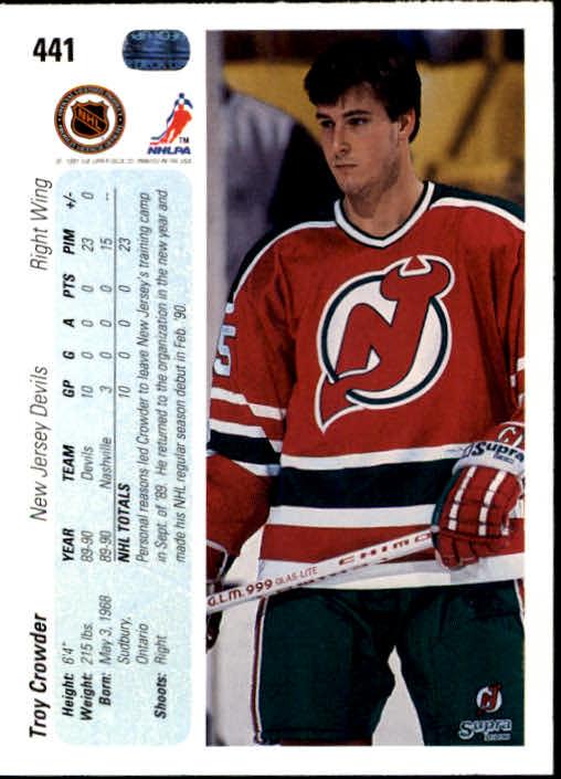 1990-91-Upper-Deck-Hockey-401-550-Rookies-You-Pick-Buy-10-cards-FREE-SHIP thumbnail 83