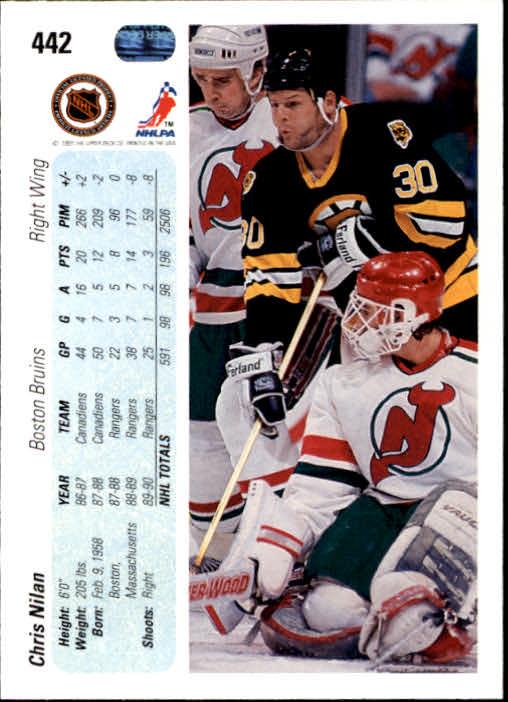 1990-91-Upper-Deck-Hockey-401-550-Rookies-You-Pick-Buy-10-cards-FREE-SHIP thumbnail 85