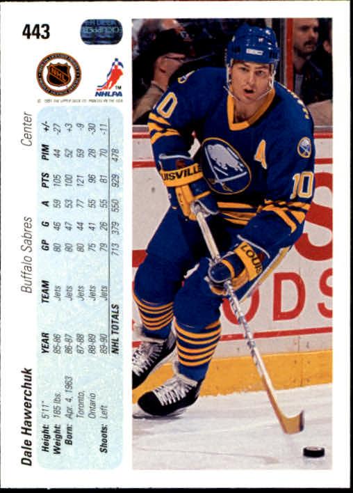 1990-91-Upper-Deck-Hockey-401-550-Rookies-You-Pick-Buy-10-cards-FREE-SHIP thumbnail 87