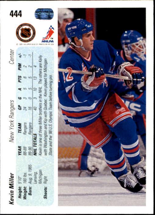 1990-91-Upper-Deck-Hockey-401-550-Rookies-You-Pick-Buy-10-cards-FREE-SHIP thumbnail 89