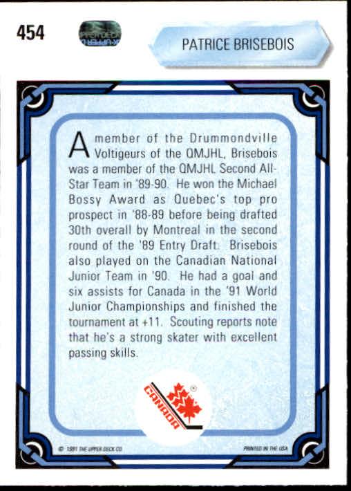 1990-91-Upper-Deck-Hockey-401-550-Rookies-You-Pick-Buy-10-cards-FREE-SHIP thumbnail 109