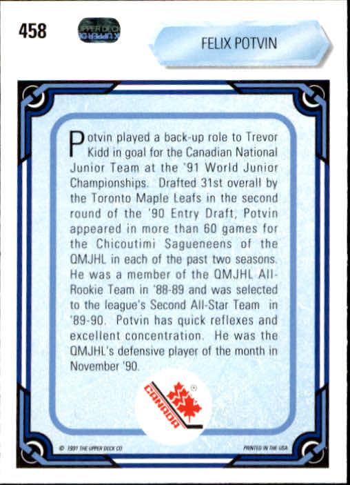 1990-91-Upper-Deck-Hockey-401-550-Rookies-You-Pick-Buy-10-cards-FREE-SHIP thumbnail 117