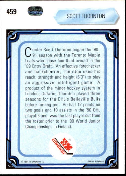 1990-91-Upper-Deck-Hockey-401-550-Rookies-You-Pick-Buy-10-cards-FREE-SHIP thumbnail 119