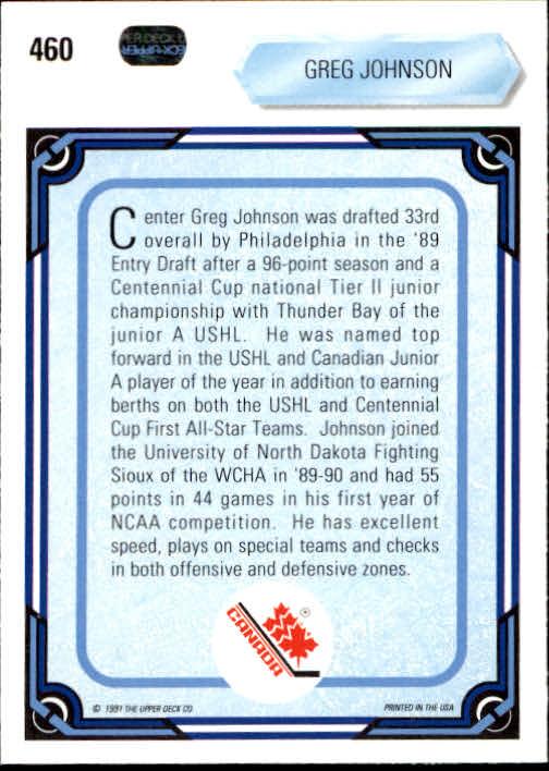 1990-91-Upper-Deck-Hockey-401-550-Rookies-You-Pick-Buy-10-cards-FREE-SHIP thumbnail 121
