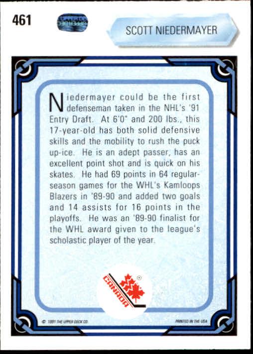 1990-91-Upper-Deck-Hockey-401-550-Rookies-You-Pick-Buy-10-cards-FREE-SHIP thumbnail 123