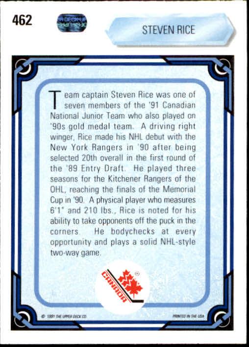 1990-91-Upper-Deck-Hockey-401-550-Rookies-You-Pick-Buy-10-cards-FREE-SHIP thumbnail 125