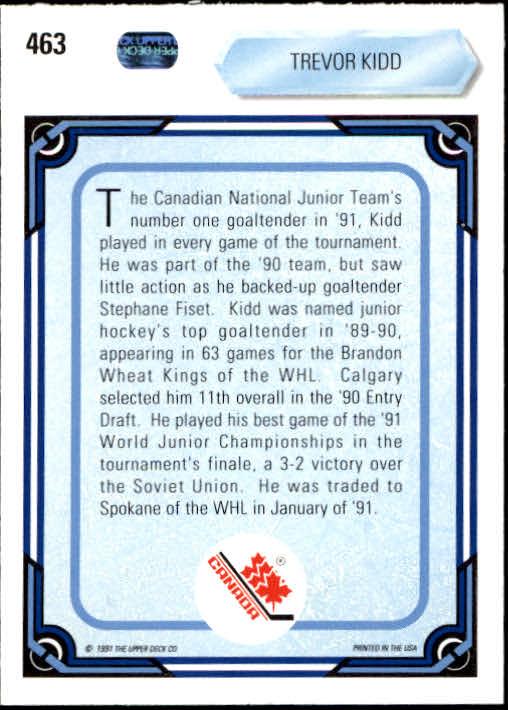 1990-91-Upper-Deck-Hockey-401-550-Rookies-You-Pick-Buy-10-cards-FREE-SHIP thumbnail 127