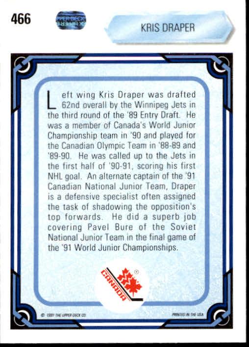 1990-91-Upper-Deck-Hockey-401-550-Rookies-You-Pick-Buy-10-cards-FREE-SHIP thumbnail 133