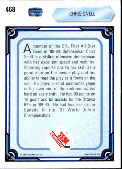 1990-91-Upper-Deck-Hockey-401-550-Rookies-You-Pick-Buy-10-cards-FREE-SHIP thumbnail 137