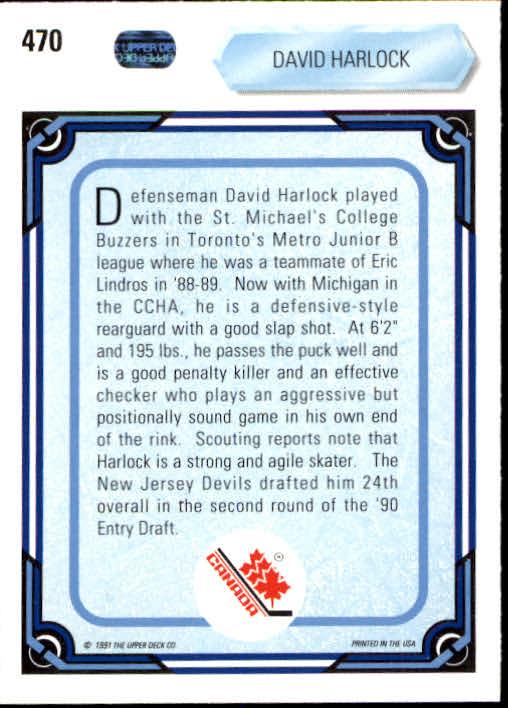 1990-91-Upper-Deck-Hockey-401-550-Rookies-You-Pick-Buy-10-cards-FREE-SHIP thumbnail 141