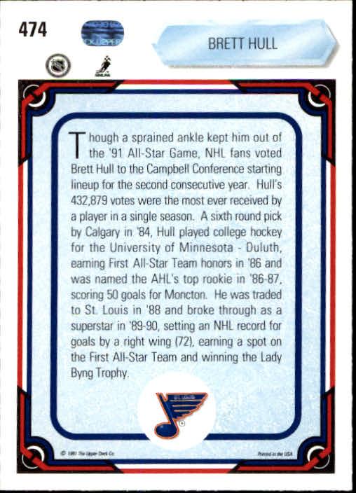 1990-91-Upper-Deck-Hockey-401-550-Rookies-You-Pick-Buy-10-cards-FREE-SHIP thumbnail 149