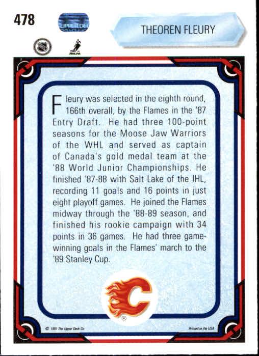 1990-91-Upper-Deck-Hockey-401-550-Rookies-You-Pick-Buy-10-cards-FREE-SHIP thumbnail 157