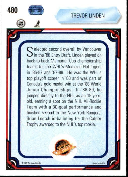 1990-91-Upper-Deck-Hockey-401-550-Rookies-You-Pick-Buy-10-cards-FREE-SHIP thumbnail 161