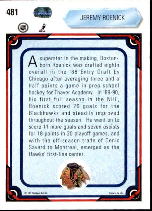 1990-91-Upper-Deck-Hockey-401-550-Rookies-You-Pick-Buy-10-cards-FREE-SHIP thumbnail 163