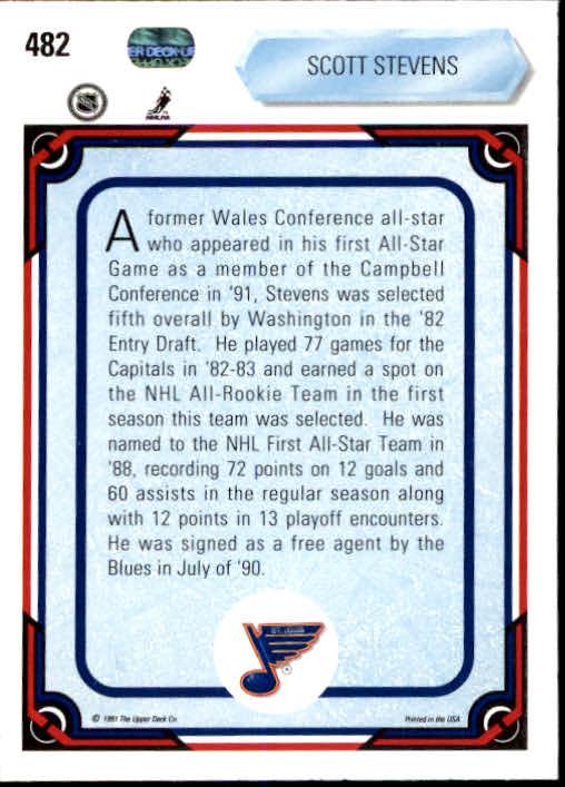 1990-91-Upper-Deck-Hockey-401-550-Rookies-You-Pick-Buy-10-cards-FREE-SHIP thumbnail 165