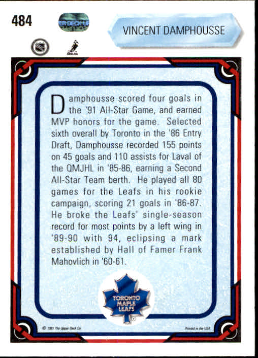 1990-91-Upper-Deck-Hockey-401-550-Rookies-You-Pick-Buy-10-cards-FREE-SHIP thumbnail 169