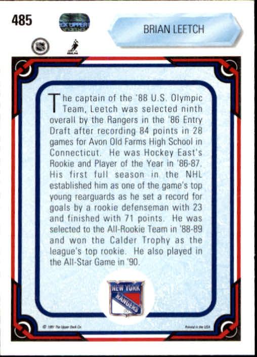 1990-91-Upper-Deck-Hockey-401-550-Rookies-You-Pick-Buy-10-cards-FREE-SHIP thumbnail 171