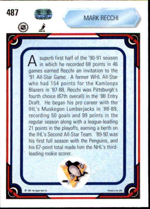 1990-91-Upper-Deck-Hockey-401-550-Rookies-You-Pick-Buy-10-cards-FREE-SHIP thumbnail 175