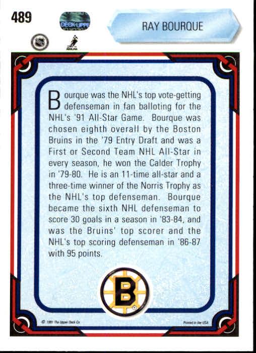 1990-91-Upper-Deck-Hockey-401-550-Rookies-You-Pick-Buy-10-cards-FREE-SHIP thumbnail 179