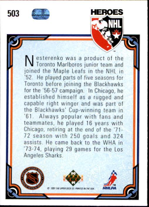 1990-91-Upper-Deck-Hockey-401-550-Rookies-You-Pick-Buy-10-cards-FREE-SHIP thumbnail 207