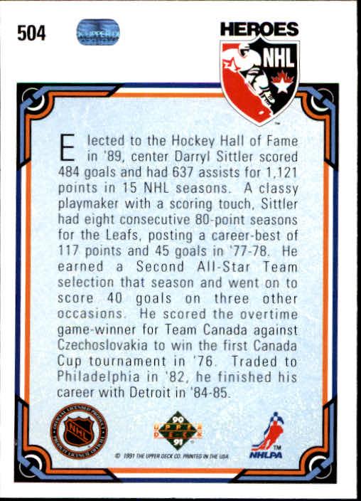 1990-91-Upper-Deck-Hockey-401-550-Rookies-You-Pick-Buy-10-cards-FREE-SHIP thumbnail 209
