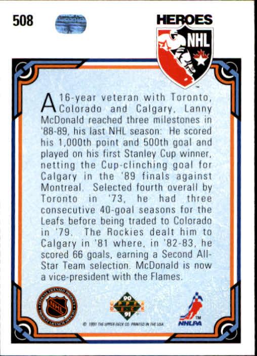 1990-91-Upper-Deck-Hockey-401-550-Rookies-You-Pick-Buy-10-cards-FREE-SHIP thumbnail 217