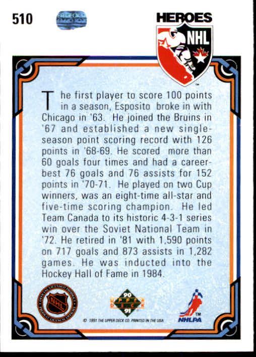 1990-91-Upper-Deck-Hockey-401-550-Rookies-You-Pick-Buy-10-cards-FREE-SHIP thumbnail 221