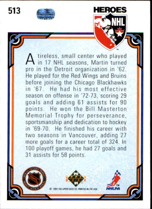 1990-91-Upper-Deck-Hockey-401-550-Rookies-You-Pick-Buy-10-cards-FREE-SHIP thumbnail 227